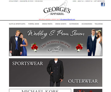 George's Apparel